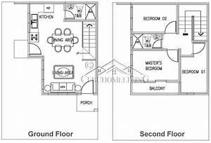 Floor Plans For 60 Square Meter Homes