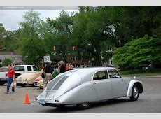 1935 tatra 87 The Truth About Cars