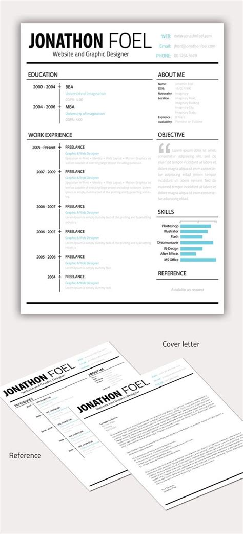 Resume Design Layout by Resume Design Picmia