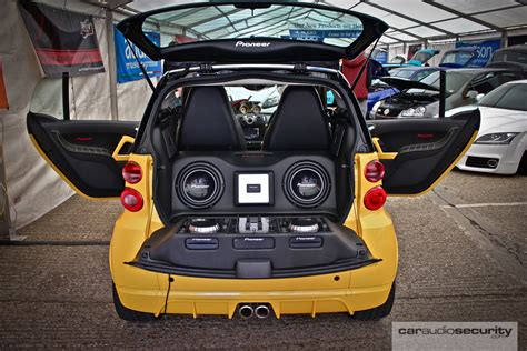 Smart Fortwo Tuning (2) | Tuning