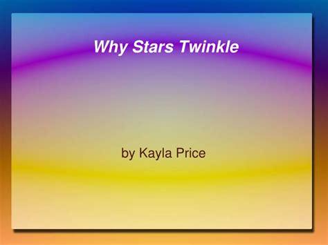 stars twinkle powerpoint  id