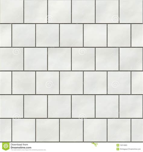 seamless white square tiles stock photos image 15014963