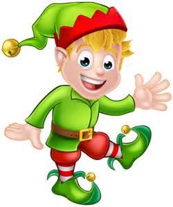 Christmas Elf Clip Art Transparent