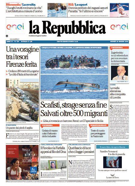 la repubblica l amaca la repubblica rome courrier international