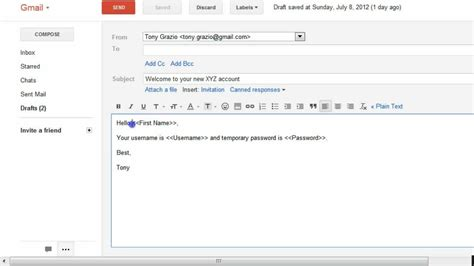 gmail create template how to mail merge in gmail