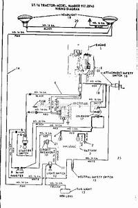 Wiring Diagram For A Lt1000 Craftsman Mower Kohler