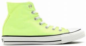 Converse High Top Sneakers in Yellow
