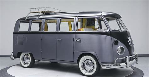 1967 Volkswagen Camper Transformed Into 'back To The