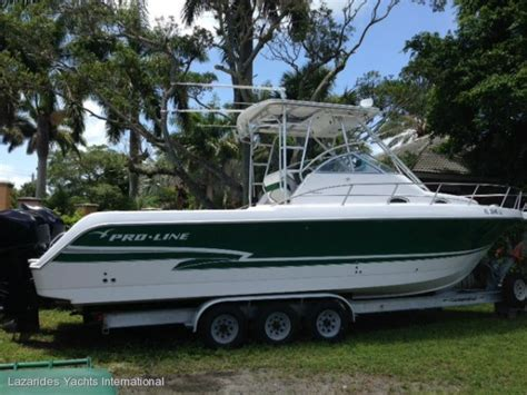 Pro Line Boats For Sale Australia by Pro Line 30 Power Boats Boats For Sale