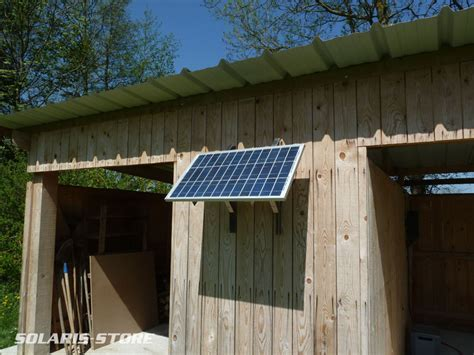 eclairage solaire pour abri de jardin galerie de r 233 alisations kit solaire pour habitat isol 233 solaris store