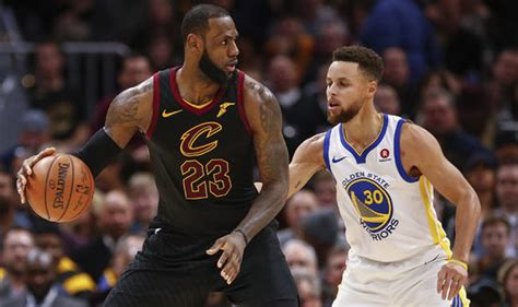 NBA Finals: Warriors star Steph Curry makes LeBron James ...