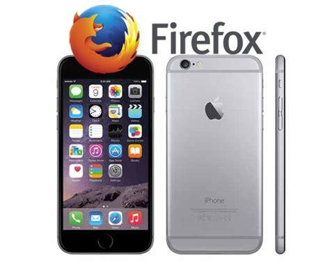 firefox iphone firefox para iphone y est 225 casi listo y comenzar 225