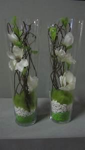Tulpen Im Glas Ohne Erde : glazen smalle vaas op gemaakt met decoratiemateriaal deze materialen zijn te verkrijgen op ~ Frokenaadalensverden.com Haus und Dekorationen