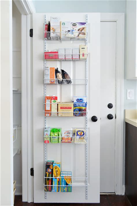 the door kitchen storage rack adding tons of pantry storage function house 9027