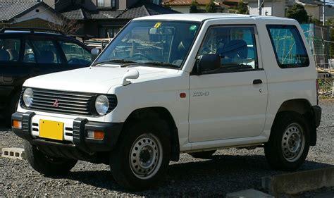 Mitsubishi Mini Suv by Mitsubishi Pajero Mini