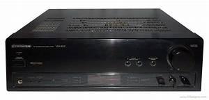 Pioneer Vsa-303 - Manual