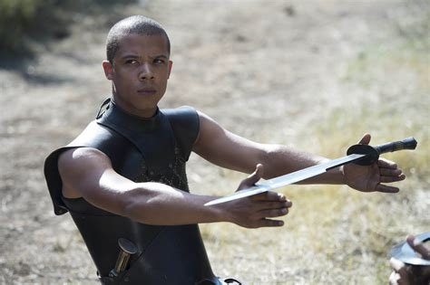 actor game of thrones grey worm watch raleigh ritchie aka grey worm from got drop a