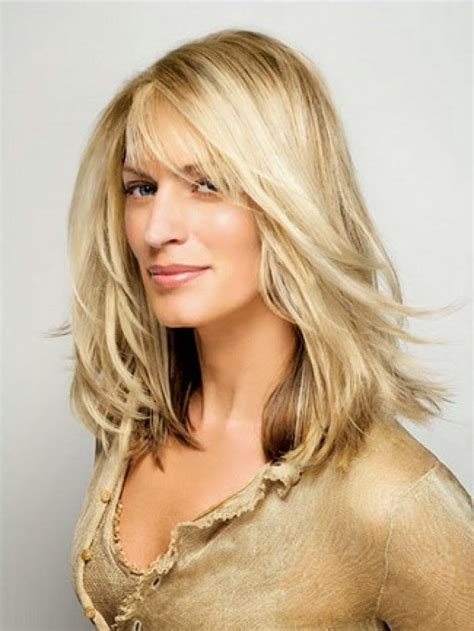 inspirations  long hairstyles   faces