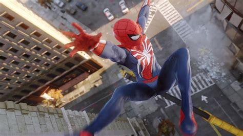 Spiderman Ps4 Wallpaper 01022