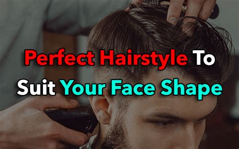 How To Find The Perfect Hairstyle To Suit Your Face Shape
