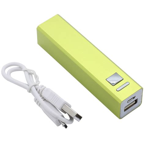 portable charger for iphone 2600mah portable backup external battery charger power