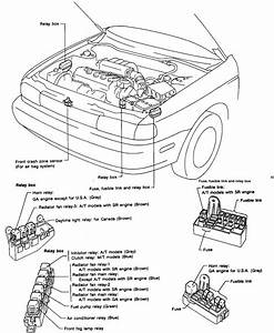 Fuse Panel Diagram For 1992 Nissan Sentra