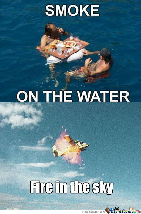 Water Memes - 35 most funny smoke photos and images