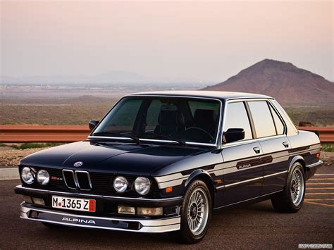 View Of Alpina B9 3.5. Photos, Video, Features And Tuning