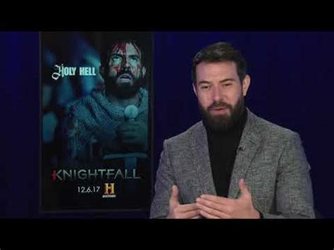 tom cullen youtube tom cullen quot knightfall quot on the history channel youtube