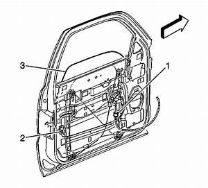 Replace Window Regulator  Motor  Cable Front Door Driver