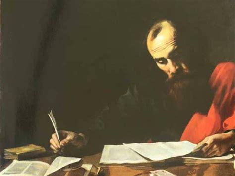lettere san paolo le lettere di san paolo scritte ai cristiani di allora