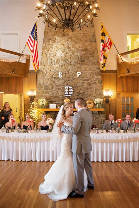lakeside hall  fort ritchie cascade md rustic