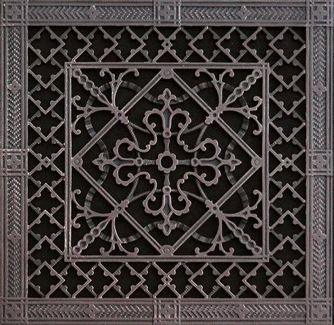 decorative grille  arts  crafts style beaux