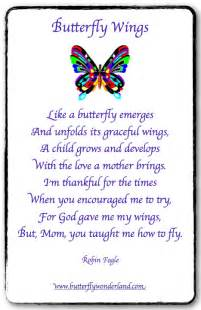 Poems About Butterfly Wings