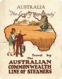 image result   pound poms australian vintage posters australia travel posters