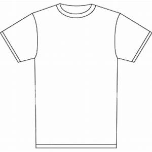 Blank white t shirts clipart best for Blank white t shirt template