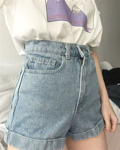 Best 25+ High waisted shorts ideas on Pinterest | Hipster summer outfits Spring shorts and ...