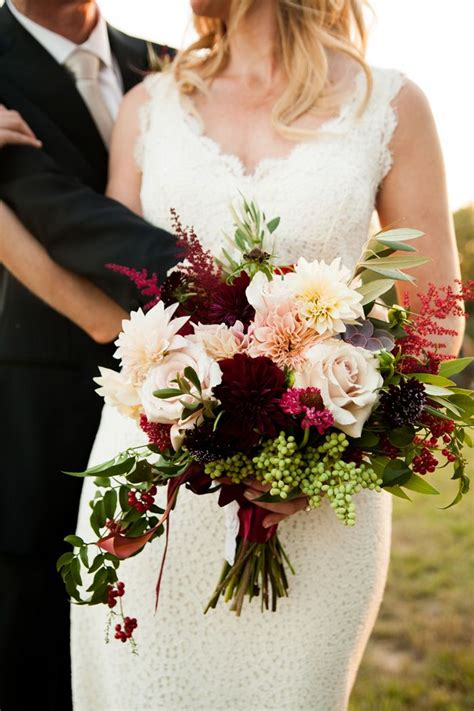 burgundy blush wedding bouquet wedding ideas wedding