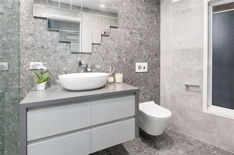 bathroom ideas brisbane bathroom renovation brisbane grey modern style bathroom