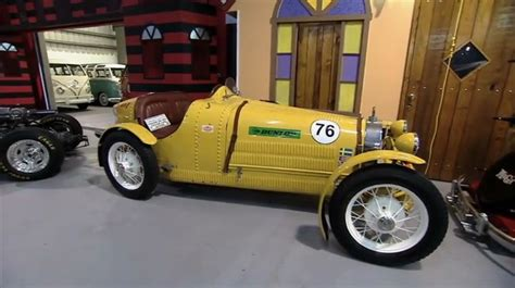 1927 Bugatti Type 37 Replica Based On Vw Typ 1