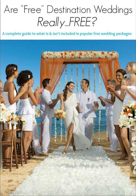 wedding packages reallyfree destination