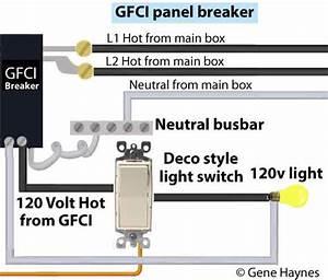 Pool Gfci Breaker Wiring Diagram
