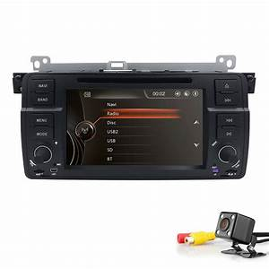 Hizpo In Dash Car Dvd Player Gps Radio Stereo For Bmw 3
