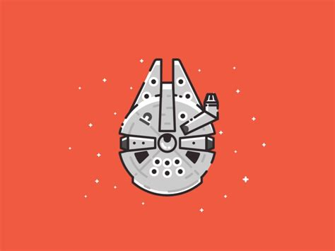 Star Wars Empire Strikes Back Wallpaper Millennium Falcon Gif More Star Wars