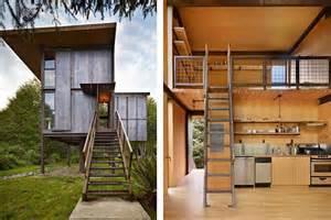 Prefab Cabin On Stilts