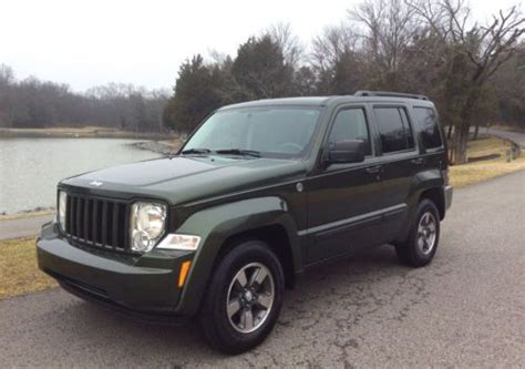 buy car manuals 2011 jeep liberty electronic toll collection buy used 2008 jeep liberty rare 6 speed manual transmission trail rated in nashville