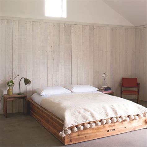 meubles de cuisine en bois brut a peindre déco lambris maison