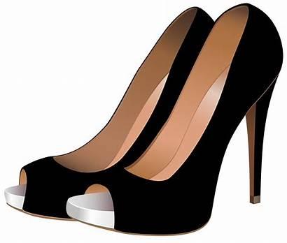Heels Clip Clipart Stiletto Heel Shoe Footwear
