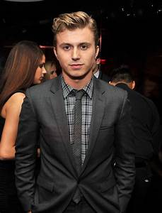 Kenny Wormald in The Cinema Society Hosts A Screening Of ...