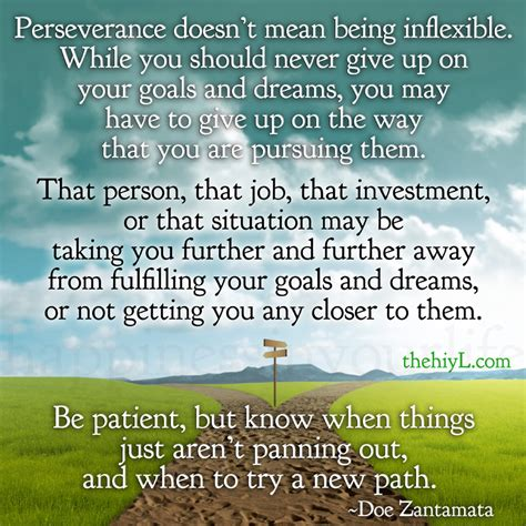 Short Poems About Perseverance